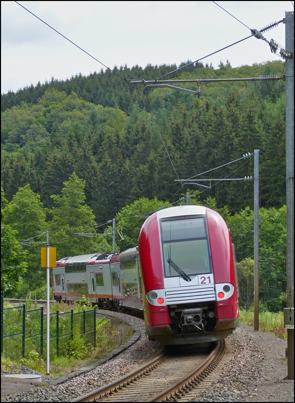 . Z 2221 is leaving Wiltz on July 20th, 2012.