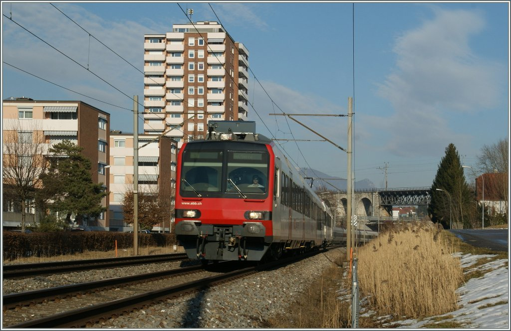 A  Domino  to Biel/Bienne by Grenchen.