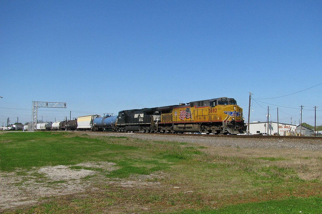 Freight Train Related ...