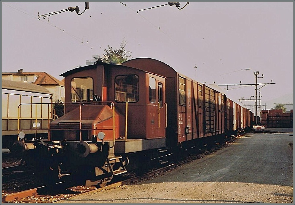 A Tm in Menziken SBB. 