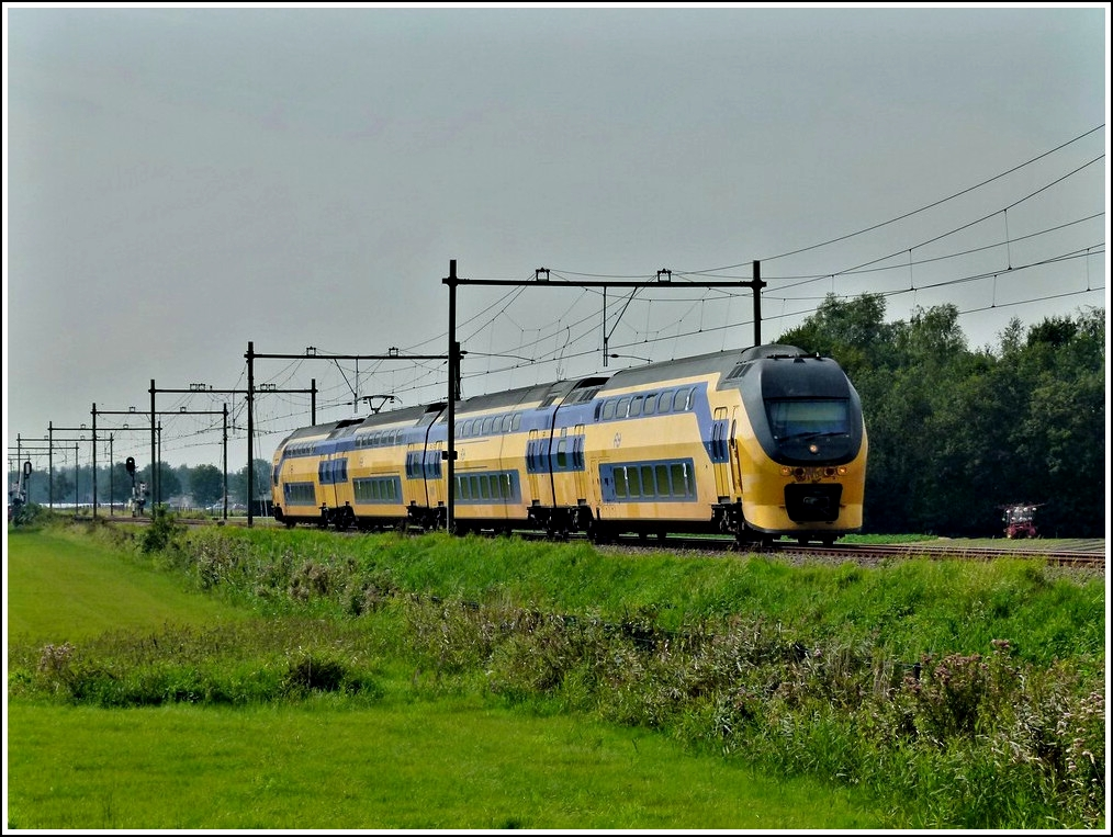 An IRM Regiorunner pictured between Hoeven and Etten-Leur on September 2nd, 2011.