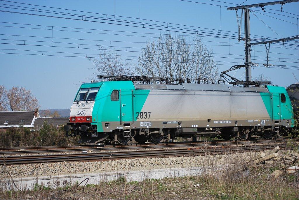 Electric Train Engine