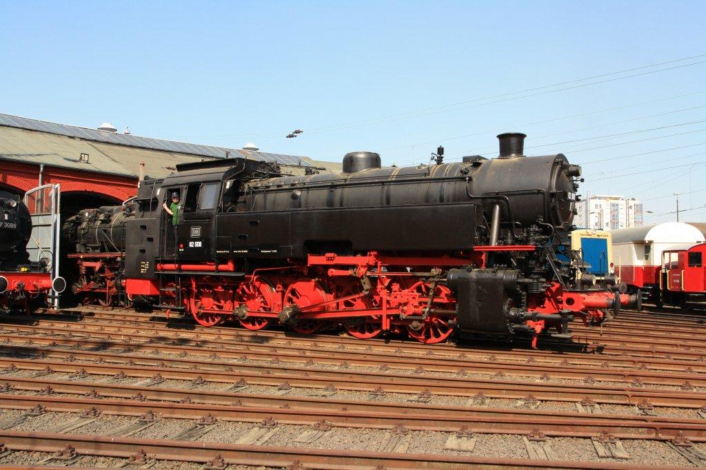 German steam locomotives