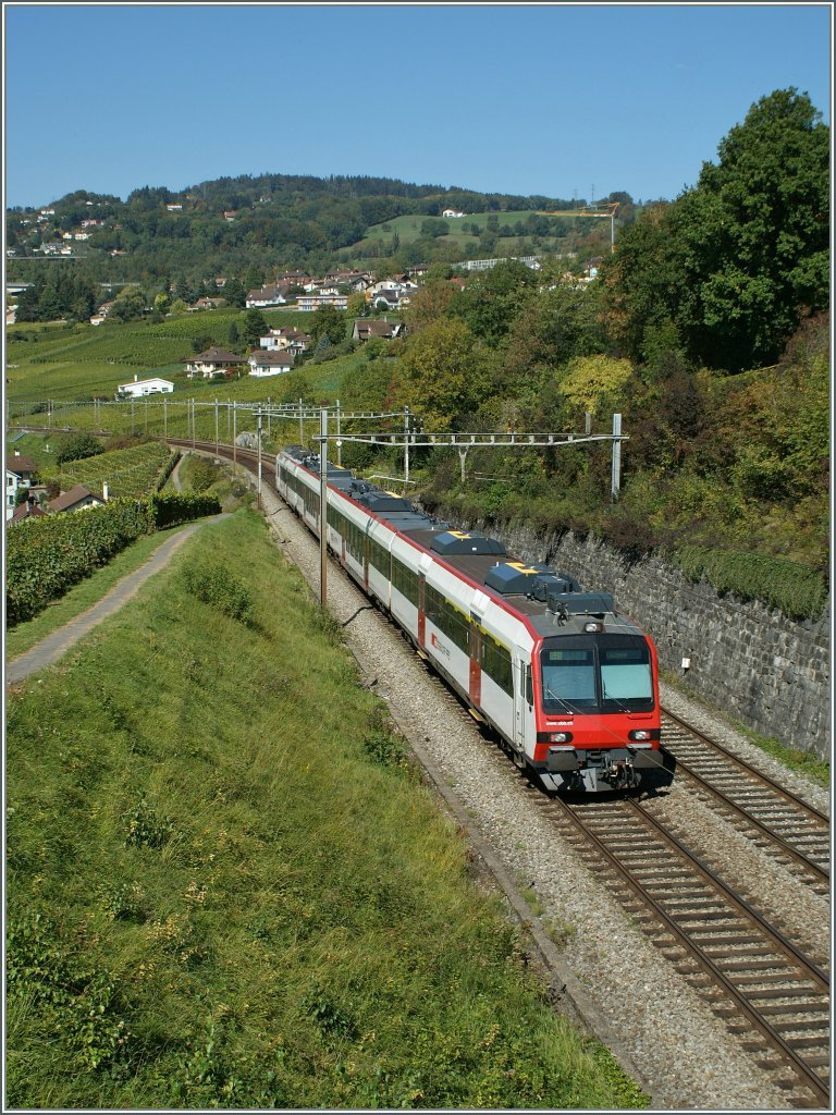 S21 from Payern to Lausanne by Bossière. 