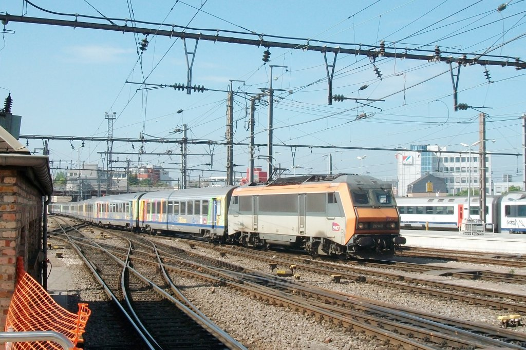Sncf luxembourg