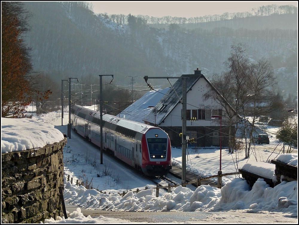 trein cruchten luxemburg