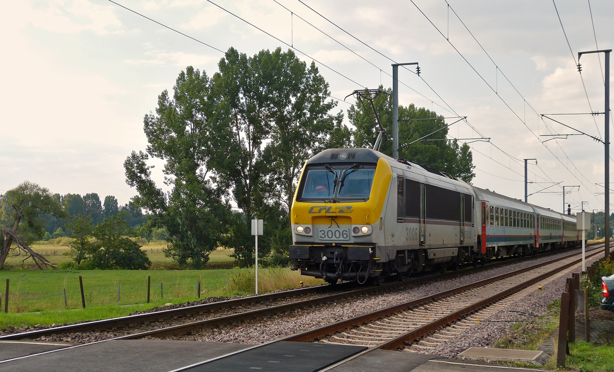. 3006 photographed in Rollingen/Mersch on August 21st, 2015.