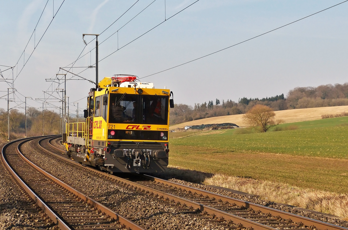 . The CFL ROBEL IIF 721 taken in Betzdorf on March 18th, 2015.