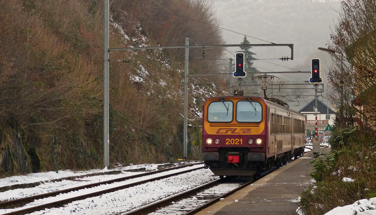 . Z 2021 is arriving in Kautenbach on January 6th, 2015.