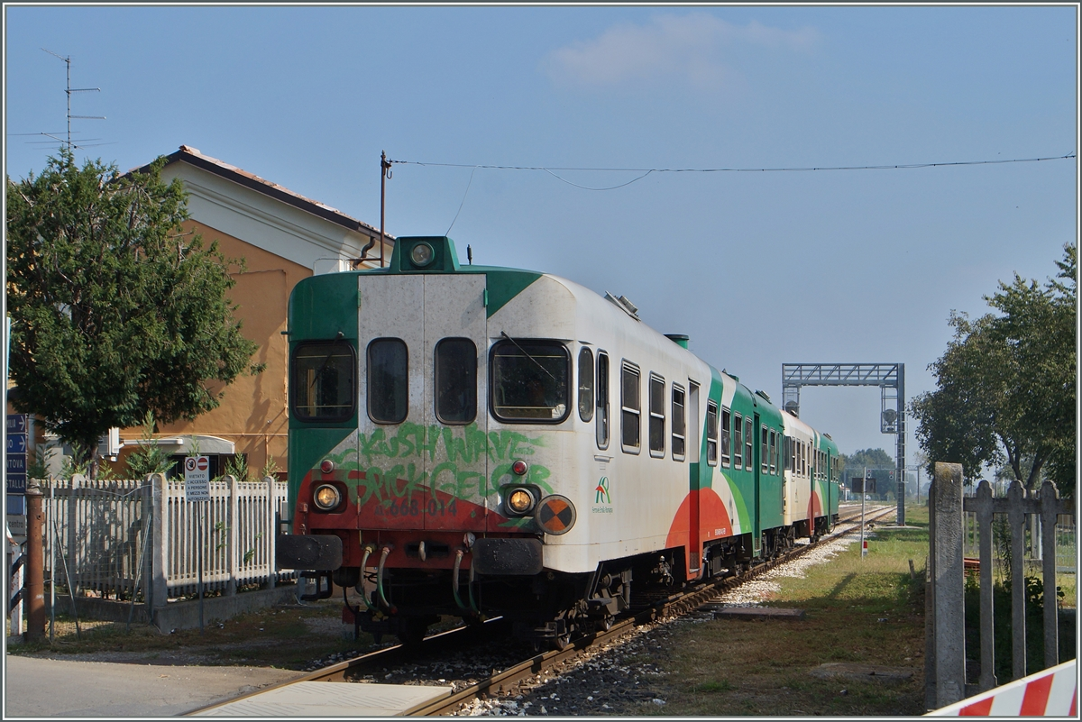 Aln 668 014 by Brescello.