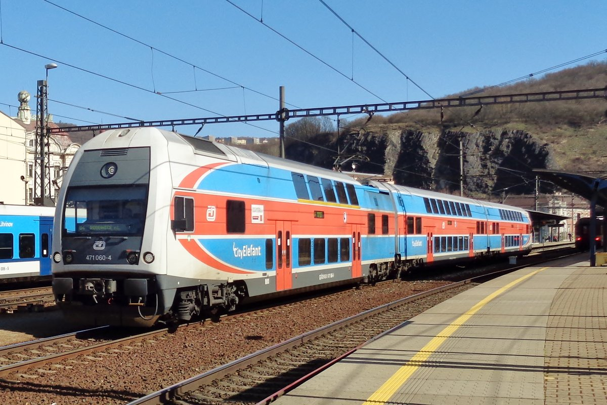 CD 471 060 quits Usti-nad-Labem on 6 April 2017.