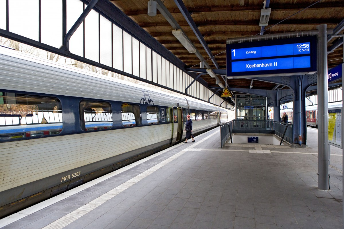 Flüchtlinge Flensburg Bahnhof