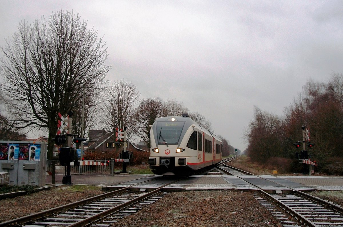 On 1 January 2010 Veolia 206 enters Reuver.