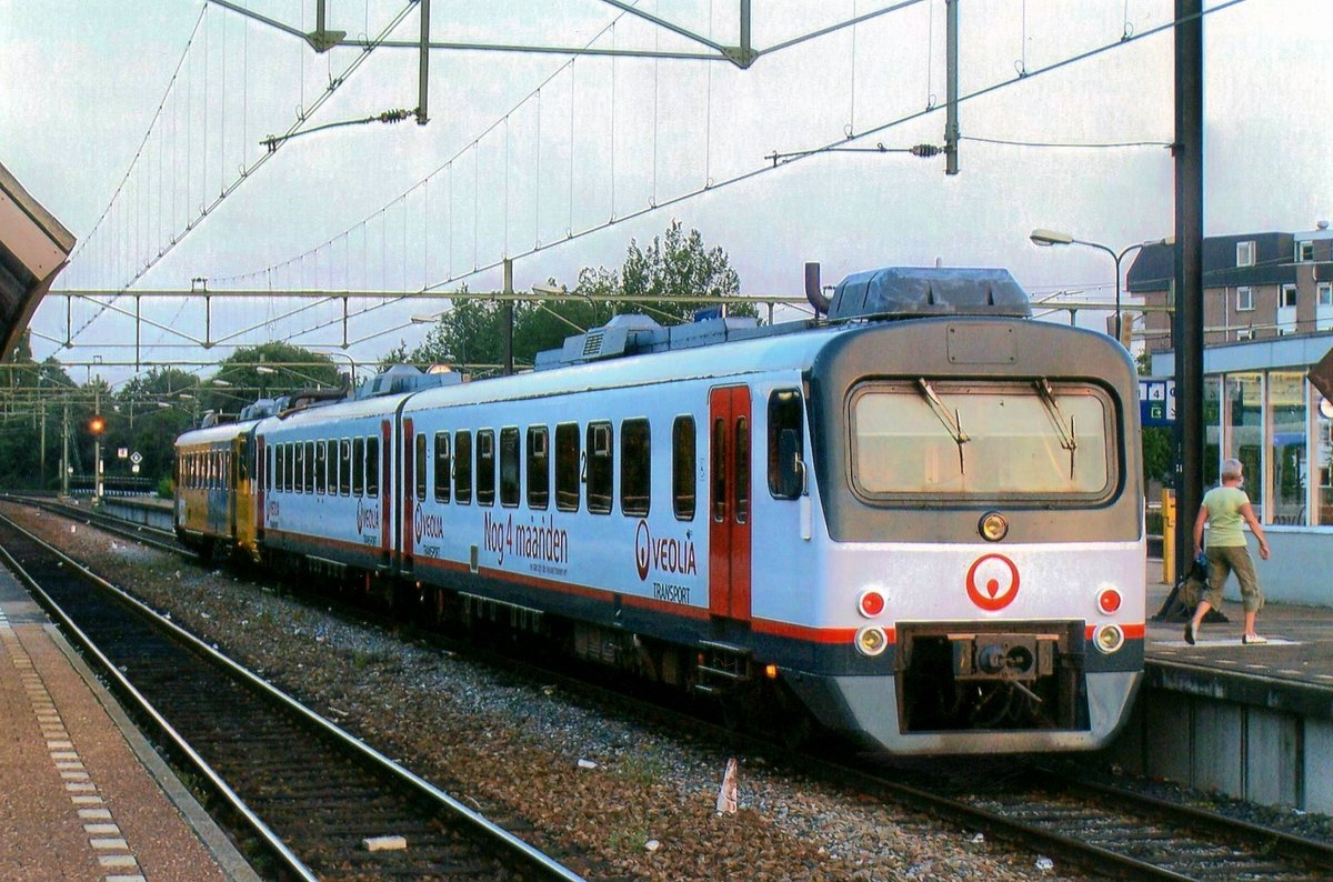 On 7 October 2006 Veolia 3226 quits Blerick.