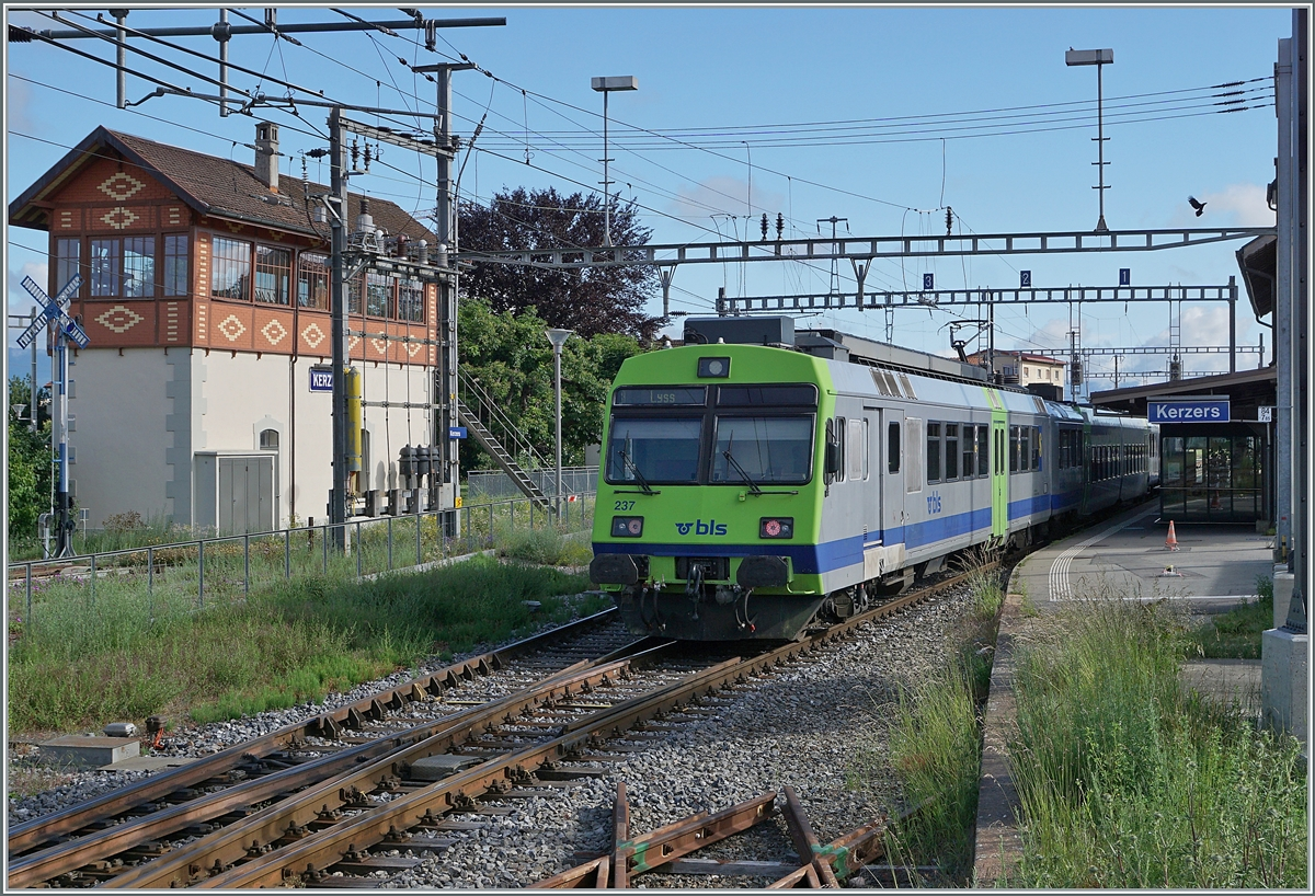 The Blonay Chamby Railway G 2x 2/2 105 in Blonay. 01.05.2021