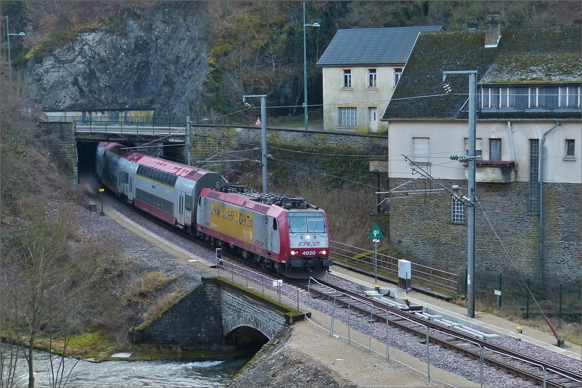 The CFL 4020 is arriving in Clervaux on February 06th, 2020.