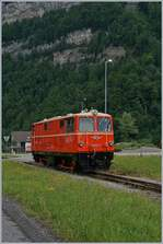 The ÖBB 2095.13 in Schwarzenberg Bf.