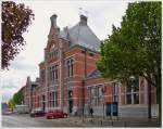 . The station of Tournai pictured on May 11th, 2013.