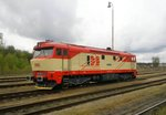 IDS 749 181-4 on 26.4.2016 in Kladno.