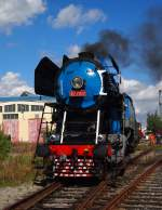 477 043 on 08.09.2012 in depository of Technical Museum Chomutov.