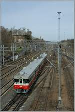A Sm2 near the Helsinki Main Station.