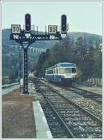 A X 2800 in Morez. 