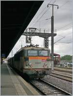 One of the last SNCF BB 25500; the SNCF BB 25657 in Strasbourg.