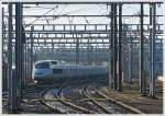 . The TGV Réseau 512 is arriving in Luxembourg City on December 16th, 2013.