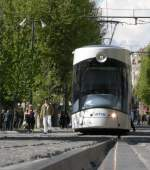 The tram is coming, since a few time also in Marseille.