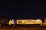 187 313-2 from Railpool in Lichtenfels on 10/03/2017.