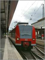 DB ET 426 004-8 to Wittlich in Trier. 