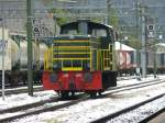 D 245 6020 is standing in Brennero/Brenner on June 1st 2013.