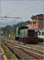 The  FS D 245 2242 in Domodossola.