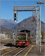 The FS D 245 2284 in Domodossola.