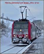 We wish a merry Christmas and a happy New Year to all users and visitors of rail-pictures.com.
