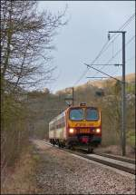 Z 2022 is running through Michelau on February 21st, 2013.