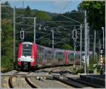 Z 2200 double unit is arriving in Wilwerwiltz on August 10th, 2012.