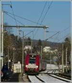 Z 2210 is arriving in Wilwerwiltz on February 1st, 2012.