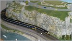 T Gauge HST Class 43 trains in Micorbritannien.