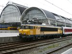 1774 just arrived with nighttrain CNL 456 track 7 Amsterdam Centraal Station 04-06-2014.