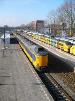 ICM unit 4059 entering Rotterdam centraal station 16-02-2011.