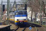 SGM 2132 is about to call at Arnhem-Velperport on 27 March 2020.