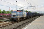 On 24 May 2013 NbE 203 160 passes through 's Hertogenbosch.
