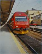The NSB El 18 2250 in Trondheim.
