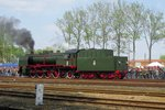 ON 30 April 2016 Pt 47-65 took part in the annual loco parade at Wolsztyn.