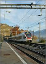 A Flirt to Lausanne in Rivaz.