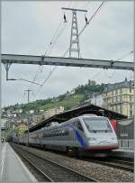 CIS ETR 470 in Montreux. 
