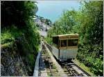 The Territet – Glion funicular photographed on May 26th, 2012.
