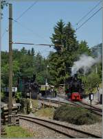 The G 2x 2/2 105 in Chaulin.