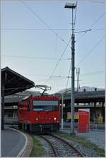 The CEV MVR Hem 2/2 2501 in Vevey.